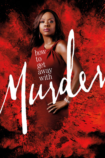 Poster of How to Get Away with Murder