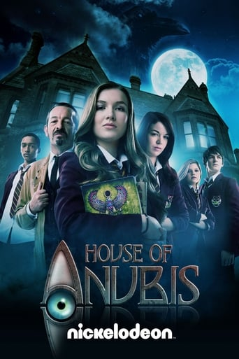 Poster of House of Anubis
