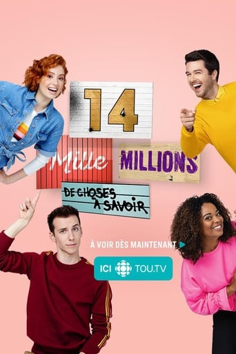 Poster of 14 mille millions de choses à savoir