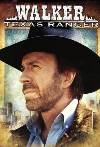 Poster of Walker, Texas Ranger