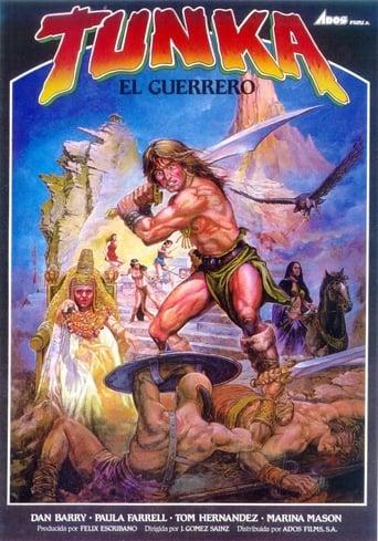 Poster of Tunka, El Guerrero