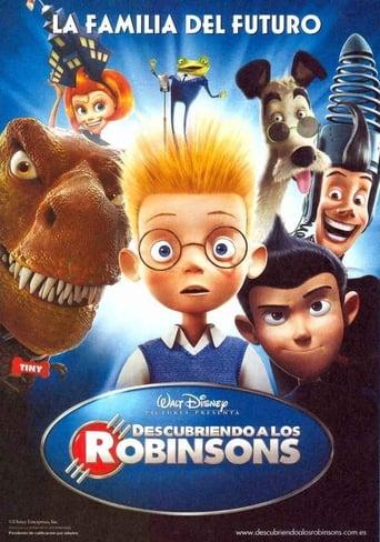 Poster of Descubriendo a los Robinsons