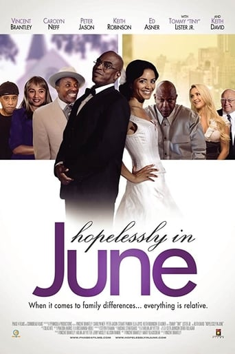 Poster of Hopelessly in June