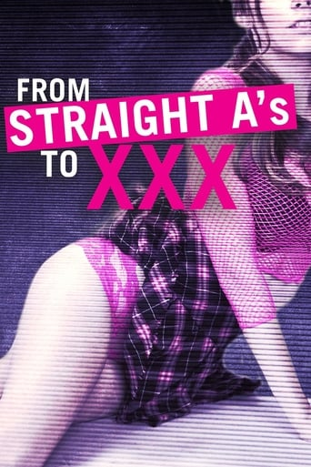 Poster of From Straight A's to XXX