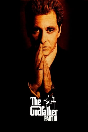 Poster of The Godfather: Part III