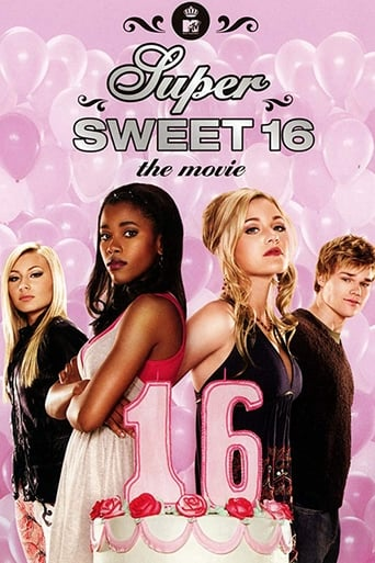 Poster of Super Sweet 16: The Movie