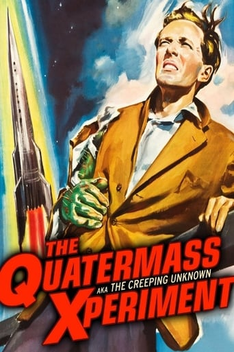 Poster of The Quatermass Xperiment