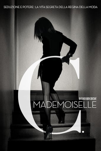 Poster of Mademoiselle C