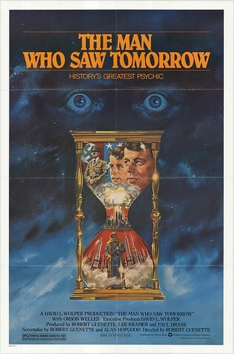 Poster of The Man Who Saw Tomorrow