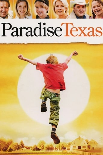 Poster of Paradise Texas