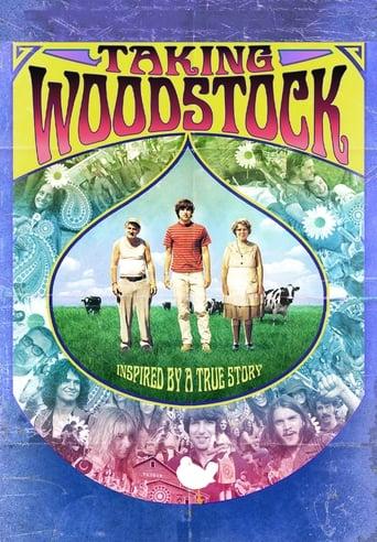 Poster of Taking Woodstock