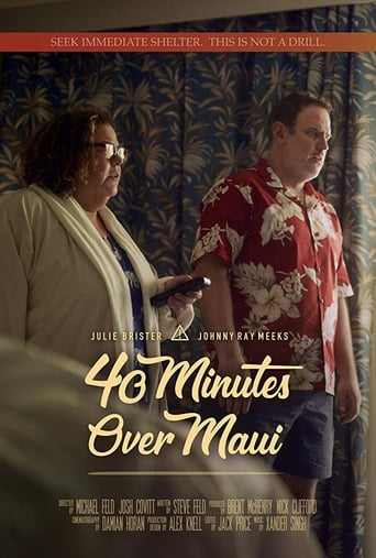 Poster of 40 Minutes Over Maui