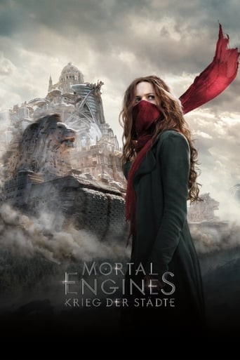 Filmplakat von Mortal Engines: Krieg der Städte