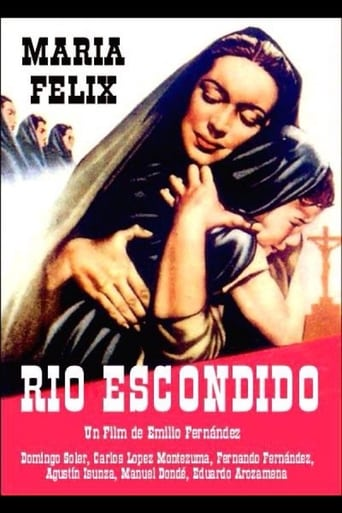 Poster of Río Escondido