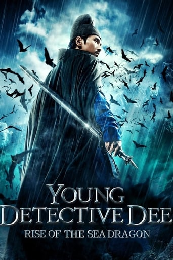 Poster of Young Detective Dee: Rise of the Sea Dragon