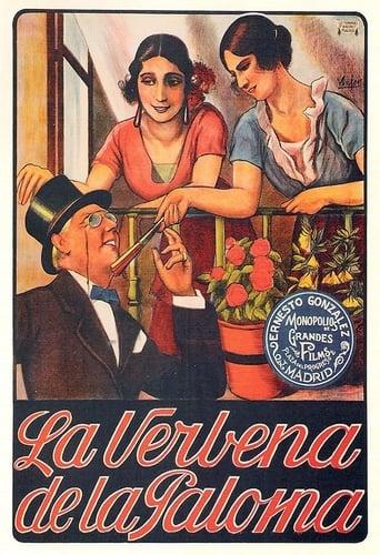 Poster of La verbena de la paloma