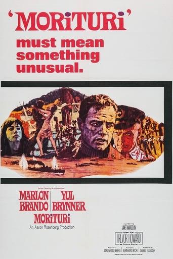 Poster of Morituri
