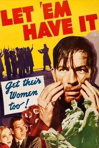 Poster of Let 'em Have It