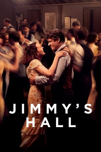 Poster of Jimmy's Hall