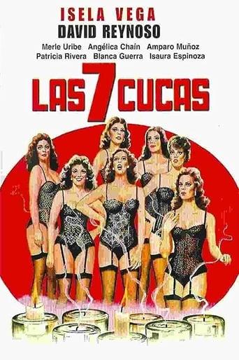 Poster of Las siete cucas