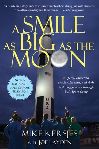 Poster of A Smile as Big as the Moon