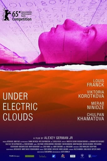 Poster of Under Electric Clouds