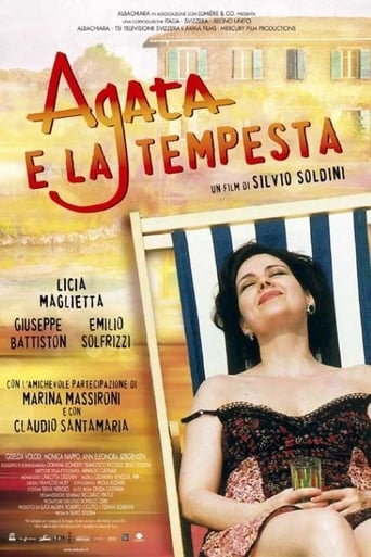 Poster of Agatha and the Storm