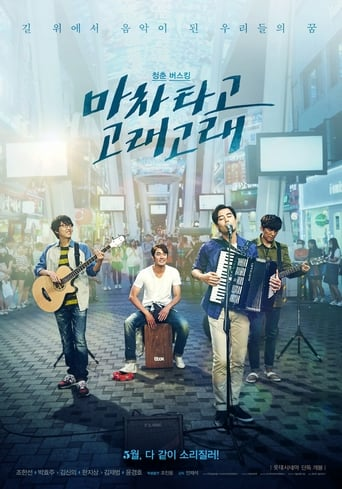 Poster of Blue Busking