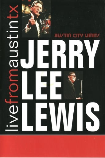 Poster of Jerry Lee Lewis: Live from Austin, Tx