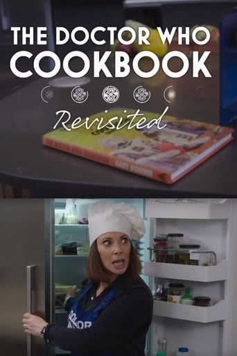Poster of The Doctor Who Cookbook Revisited