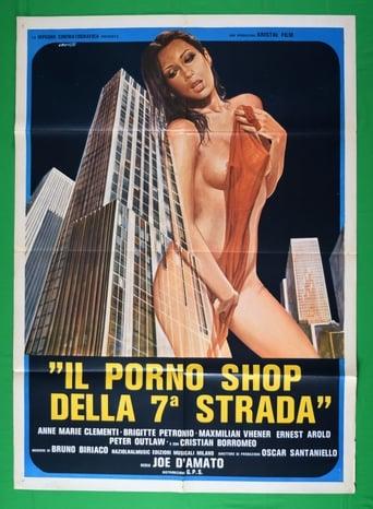 Poster of Il porno shop della settima strada