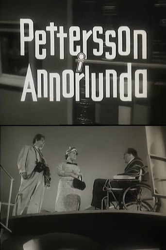 Poster of Pettersson i Annorlunda