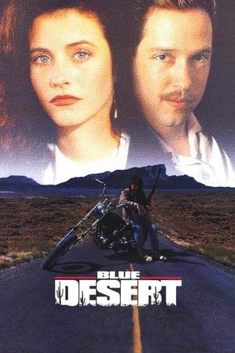 Poster of Blue Desert