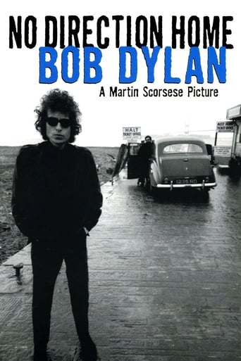 Poster of No Direction Home: Bob Dylan