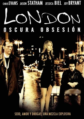 Poster of London: Oscura obsesión
