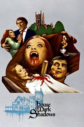 Poster of House of Dark Shadows