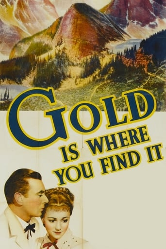 Poster of Gold Is Where You Find It
