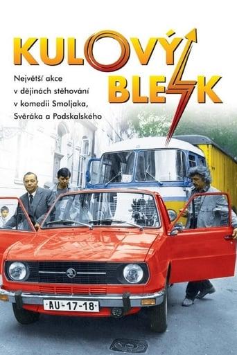 Poster of Kulový blesk