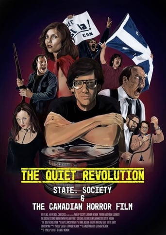 Poster of The Quiet Revolution: State, Society and the Canadian Horror Film
