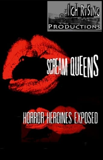 Poster of Scream Queens: Horror Heroines Exposed