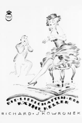 Poster of Die Liebschaften der Käthe Keller