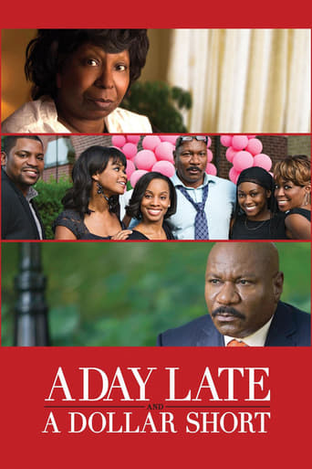 Poster of A Day Late and a Dollar Short