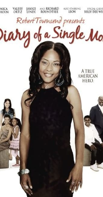 Poster of Diary of a Single Mom