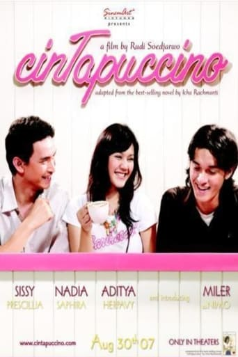 Poster of Cintapuccino