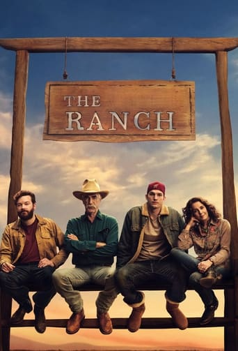 Poster of The Ranch