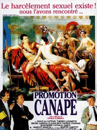 Poster of Promotion canapé