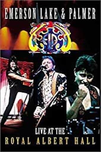 Poster of Emerson, Lake & Palmer: Live at the Royal Albert Hall