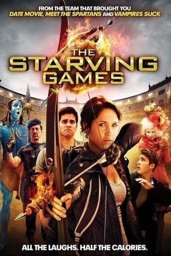 Poster of The Starving Games