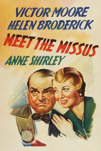 Poster of Meet the Missus
