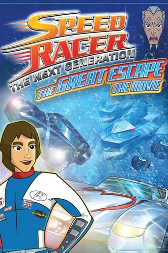 Poster of Speed Racer: The Great Escape